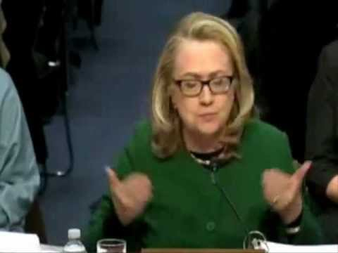 Angry Hillary Clinton says facts & deceit surrounding Benghazi attacks not important - John McCain