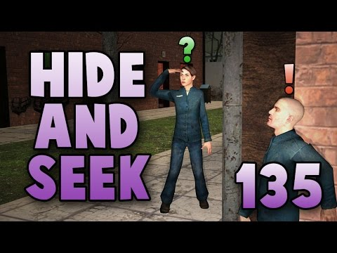 Jump Fails & Crate Hiding! (Hide & Seek #135)