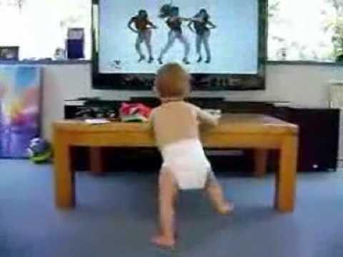 رقص طفل رهيييب – thumbnail