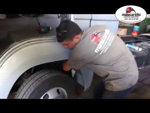 Volks Delivery - Cabine leito - Mascarello Cabines - Uberlândia