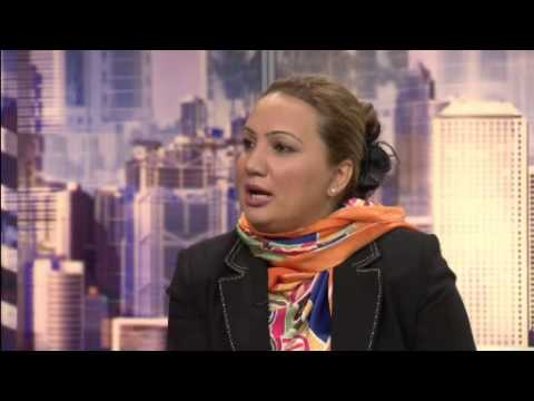 Frost over the World - Shukria Barakzai - 20 Jun 09
