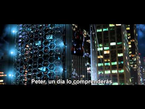 El Sorprendente Hombre Araña - Tráiler 3 subtitulado