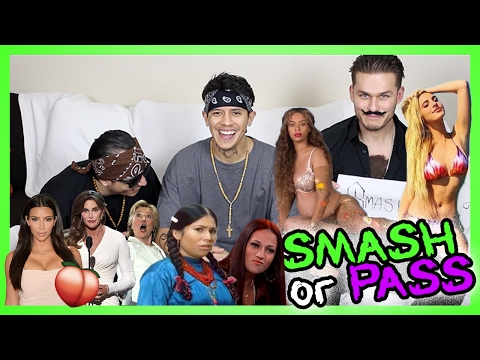 WHO WOULD YOU SMASH?! SUBSCRIBE! TURN ON NOTIFICATIONS ***GIVING AWAY AN XBOX ONE *** LINK: https://gleam.io/Rk27M/supereeegos-xbox-one-giveaway FOLLOW MY SOCIAL MEDIA for a chance to win....