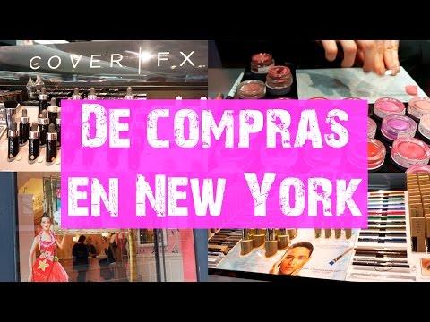 De Compras por New York | Tiendas de Maquillaje y Bite Beauty LAB