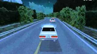 "GTA SA : ""Toyota 1G-Engine Sound MOD"" Test"