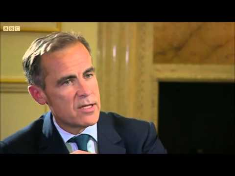 Mark Carney: Climate Change a risk to Global Financial Security - BBC Report