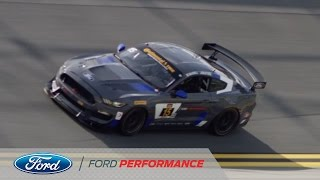 All-New Mustang's Competition Debut: 2017 Continental Tire at Daytona | IMSA | Ford Performance