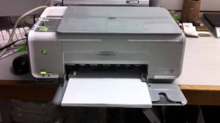 HP PhotoSmart C3180 All-in-One Printer