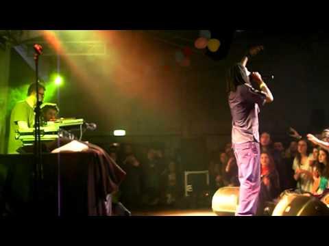 General Levy live Eremo Molfetta 2 parte