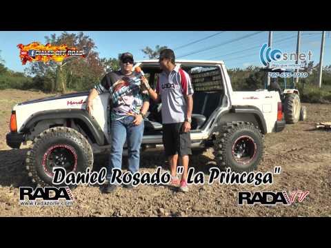 "Noticapsula RADAZONE.COM Arecibo Sand Drag Daniel Rosado ""La Pricesa"" 3 2015"