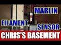 Filament Runout Sensor - Native Marlin - Chris's Basement