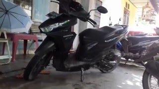 Motor Matic Terbaru Honda VARIO 150 CC MODELNYA