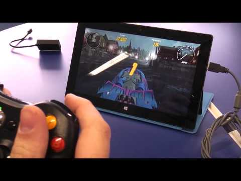 Microsoft Surface RT - The ultimate Gaming Tablet PC