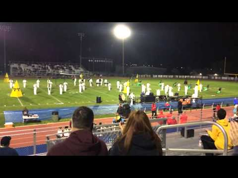 Reno High School Band 10/10/14