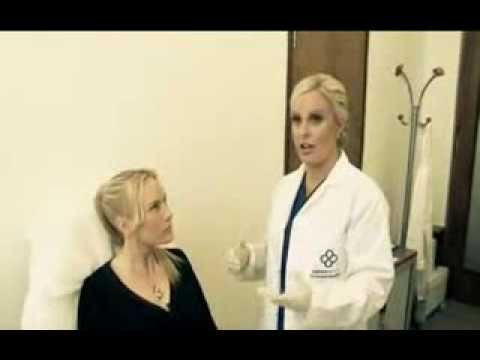 Lip Filler Treatment for City Channel by expert Botox presenter Dr Danielle Meagher