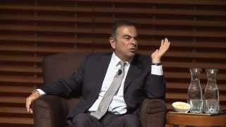 Carlos Ghosn: CEO Leadership Traits