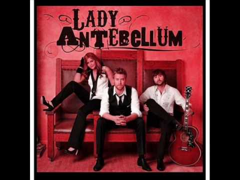 Lady Antebellum - A Woman Scorned