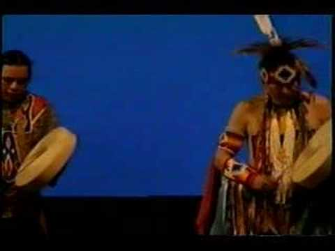 Native American Indian Dance Theatre - Hand Drum Song video