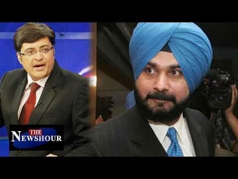 Navjot Singh Sidhu's DRAMATIC Exit from BJP: The Newshour Debate (19th July 2016)