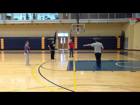 Basketball with XY Unlimited at Marshalltown Community College