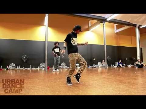 ICU - Aleise / Les Twins Choreography / 310XT Films / URBAN DANCE CAMP