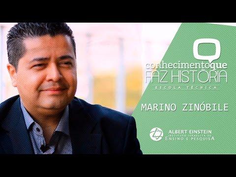 Vídeo - Conhecimento que faz História - Marino Zinóbile
