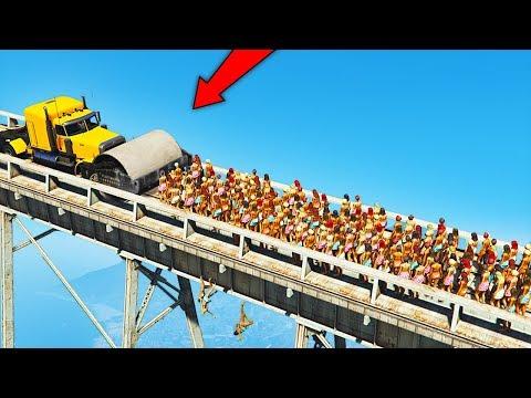 GTA 5 FAILS & EPIC MOMENTS #50 (Best GTA 5 Wins & Stunts, GTA 5 Funny Moments Compilation)