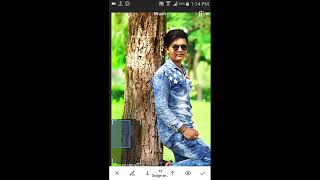 how to edit photo  in mobile WITH android photo editing app snapseed/bonfire/picsart