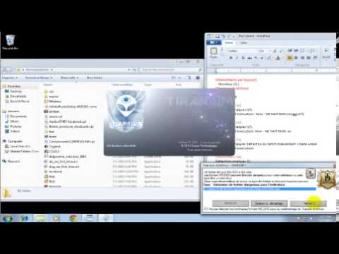 Tiranium AntiVirus vs Malwares Comportemental Test [01]