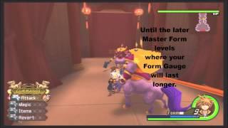 master form leveling 2.5