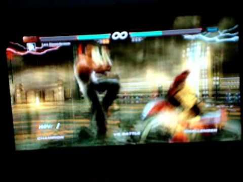 tekken 6 - hell raisers vs bhilai - malay (lars) vs harsha (bruce)