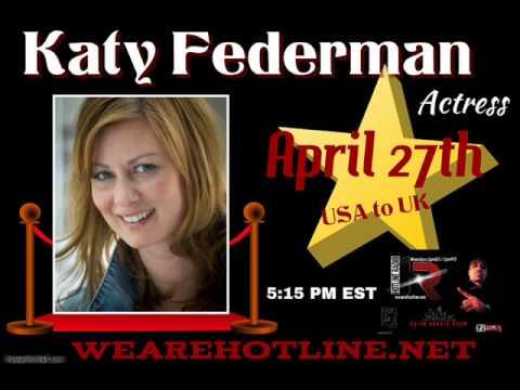 Keith Harris Show/GN talks with Actress/Host Katy Federman