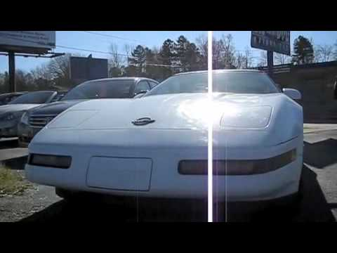 1994 Chevrolet Corvette Start Up. Engine. and Full Tour