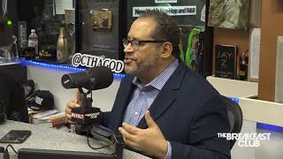 Michael Eric Dyson Analyzes Jay-Z's Career And How To Push The Culture Forward