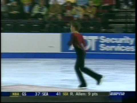 Johnny Weir - 2005 US Nationals SP