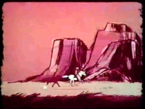 the lone ranger- and tonto.....