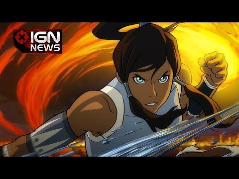 DreamWorks, Korra Studio to Co-Produce New Series - IGN News