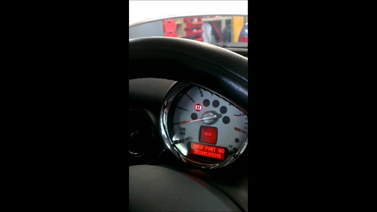 How To Reset Check Engine Light >> Mini cooper clubman engine light dash function - YouTube