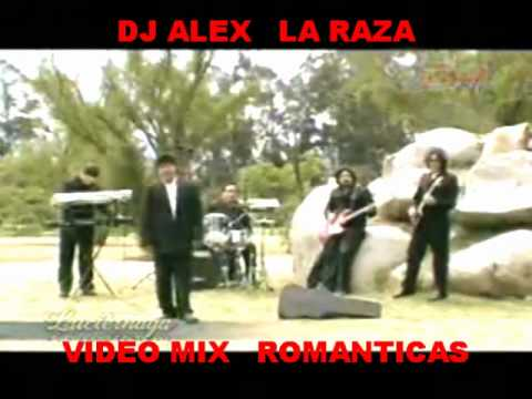 BALADAS CORTA VENAS VIDEO MIX  DJ ALEX LA RAZA Music Videos