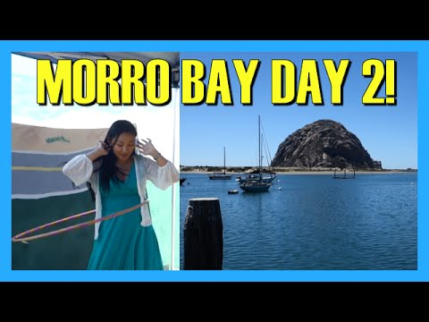 Morro Bay & Pismo Beach Day 2!