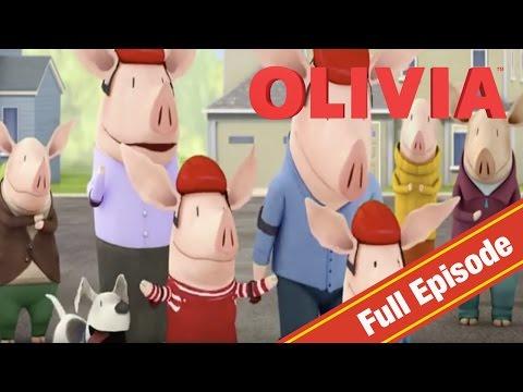 OLIVIA AND THE TREASURE HUNT