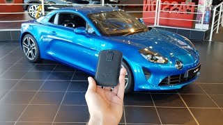 2018 Alpine A110 Premiere: In-Depth Exterior and Interior Tour and Exhaust!