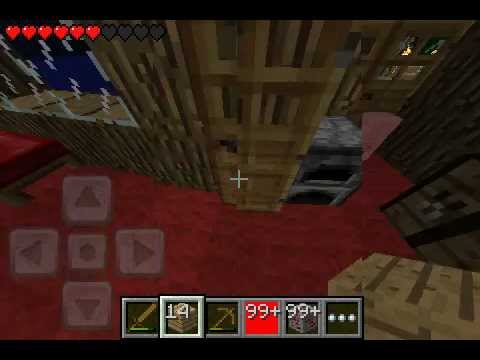 Baby Pig In Minecraft Pe 0,5,0 video