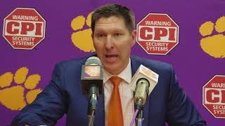 Brad Brownell post Duke