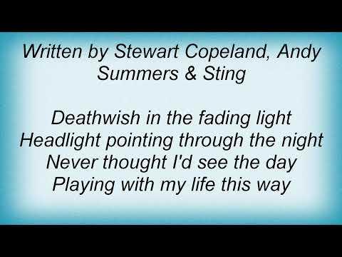 Sting - Deathwish