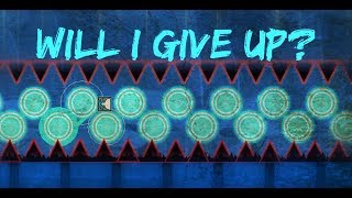 Will I give up? (ChrisCredible's razing717 challenge)