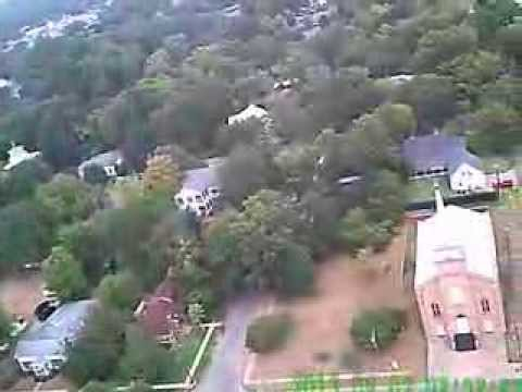 Flight over Jefferson,TX