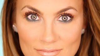 Easy Everyday Summer Makeup Tutorial - Soft Glam | Angela Lanter