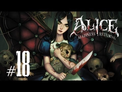 Lets Play Alice Madness Returns (Blind) 018 - But Why Is The Rum Gone?