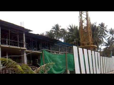 The Beach Samui – Construction Update Jan 2012 – Asian Property Development
